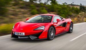 McLaren 570S 0-60