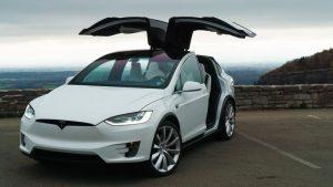Tesla Model X Times Specs