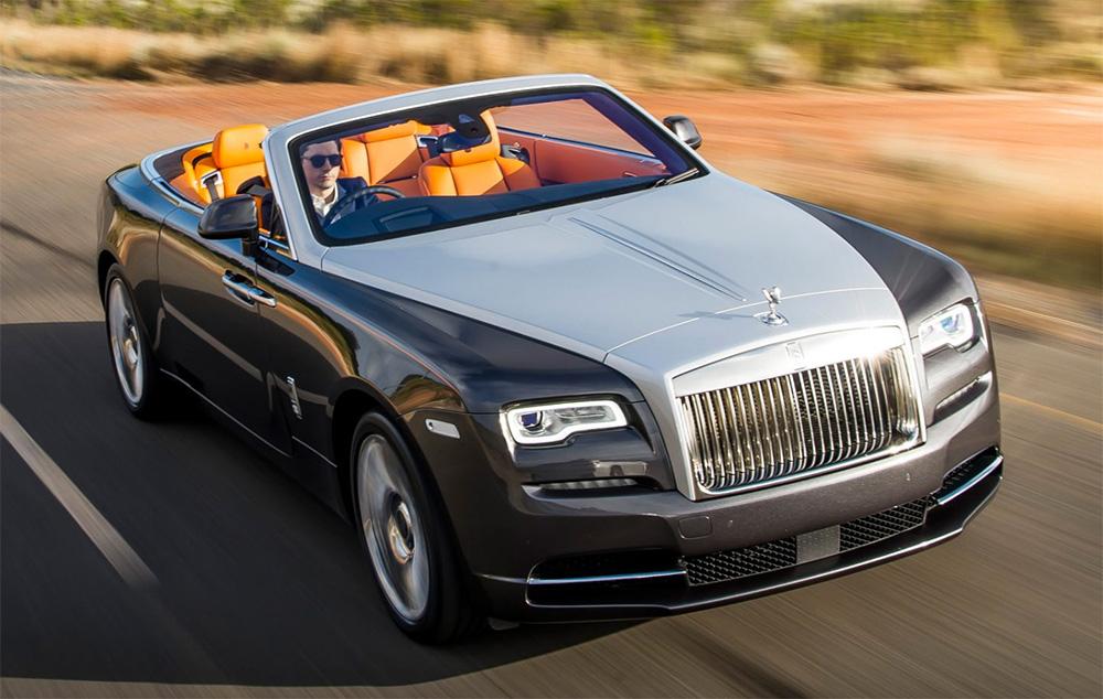 Rolls-Royce Dawn 0-60 Times - 0-60 Specs