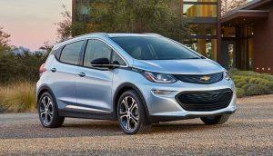 Chevrolet Bolt EV 0-60 Times