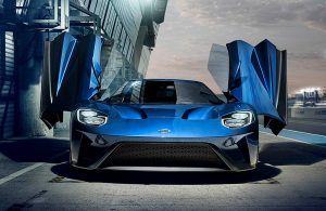 Ford GT 0-60 Times