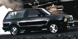 GMC Typhoon 0-60