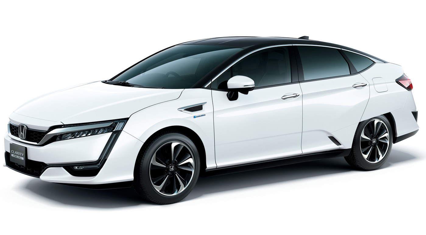 Top 12 Things You Need To Know About The Honda Clarity Fuel Cell
