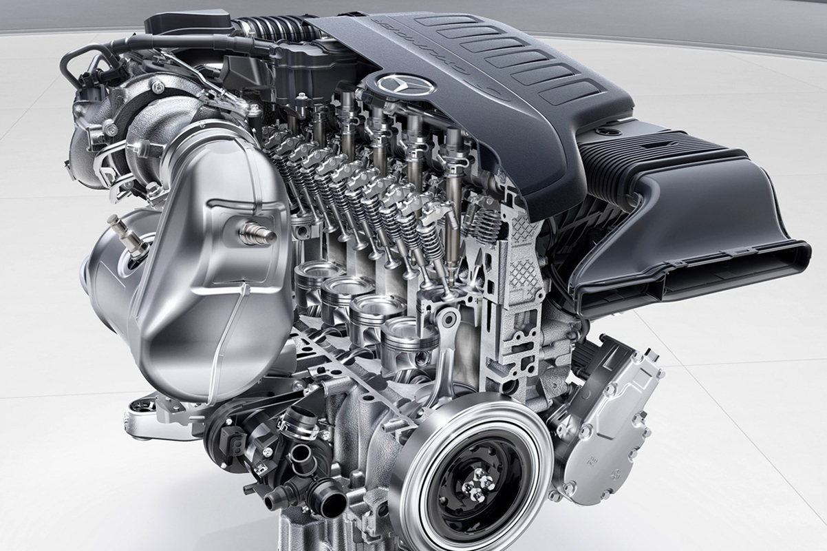 3 New Engines For The Mercedes Benz 500cc Cylinder Engine Lineup 0 60 Specs