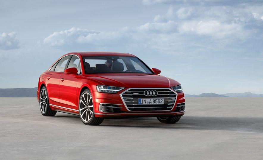 Audi A The Upcoming Flagship Sedan Specs - Audi a8 0 60
