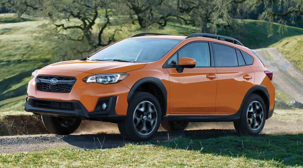Driving The All New Subaru Crosstrek