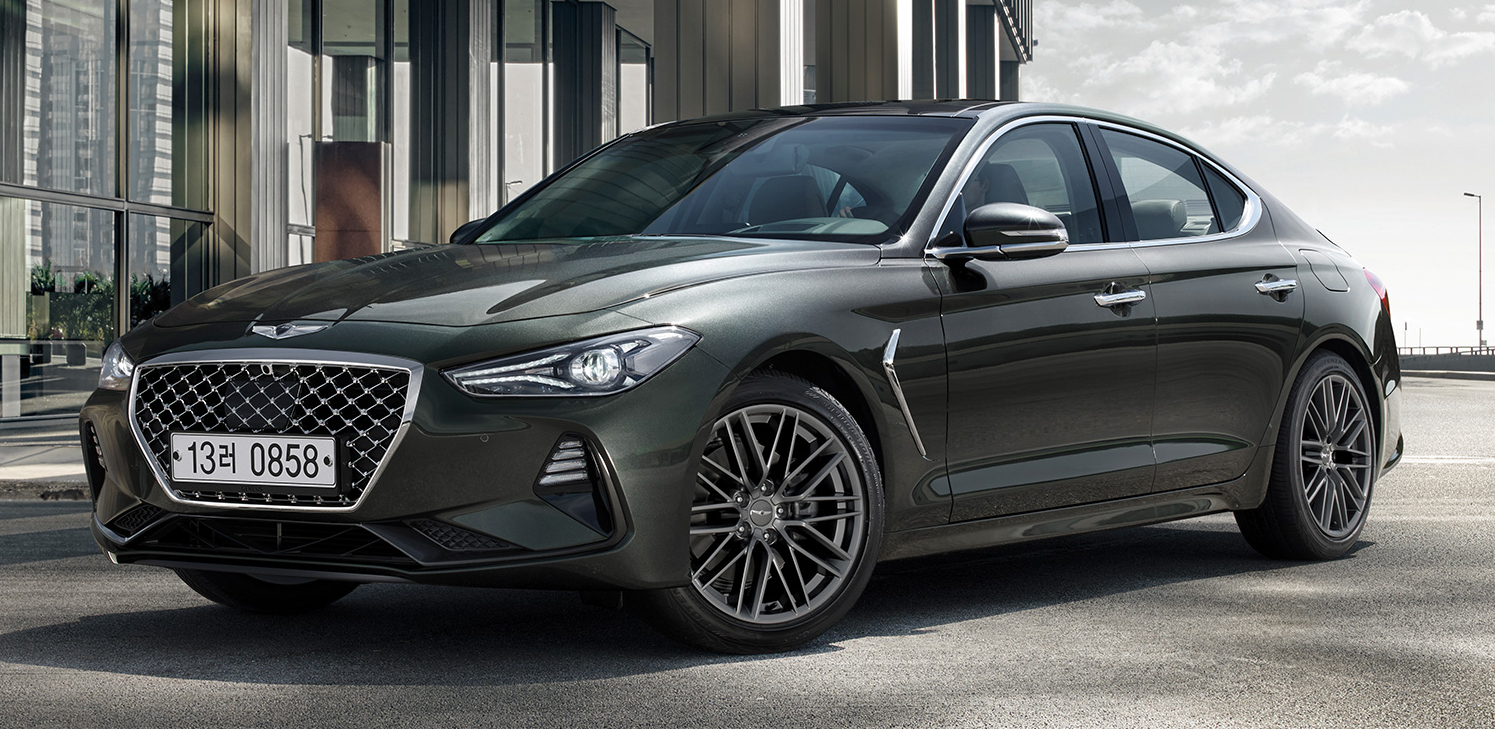 Welcoming The All New Genesis G70 0 60 Specs
