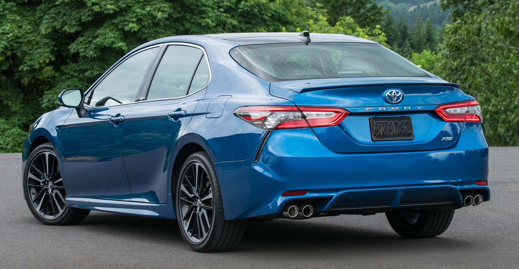 How The Xse V6 Will Change Toyota Camry Brand