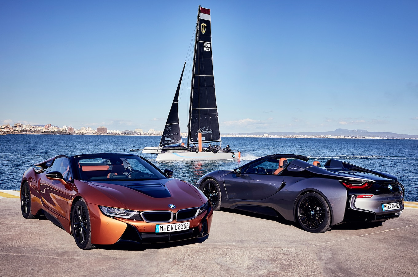 2019 Bmw I8 Roadster Style And Power 0 60 Specs