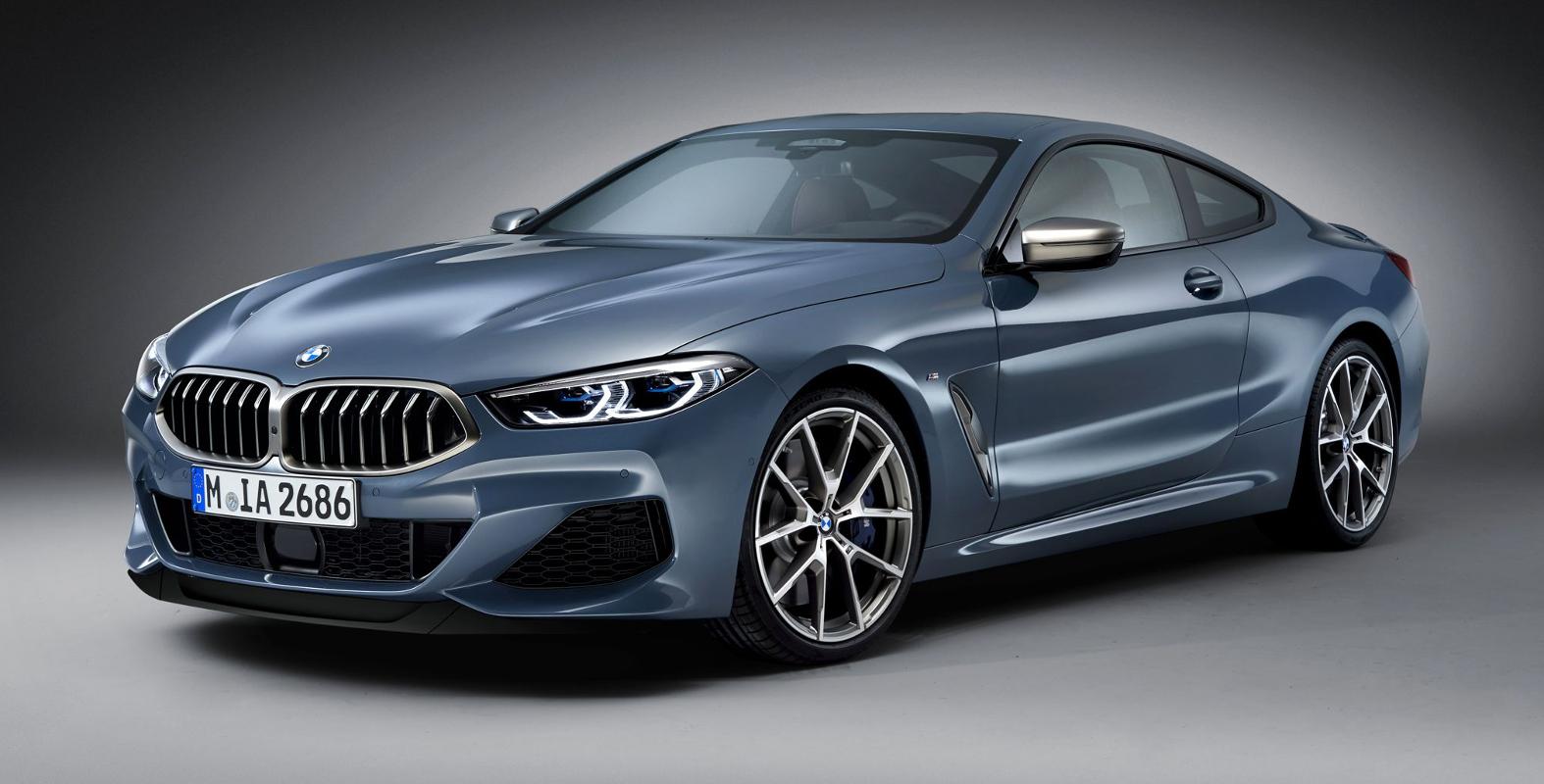 BMW M850i - 0-60