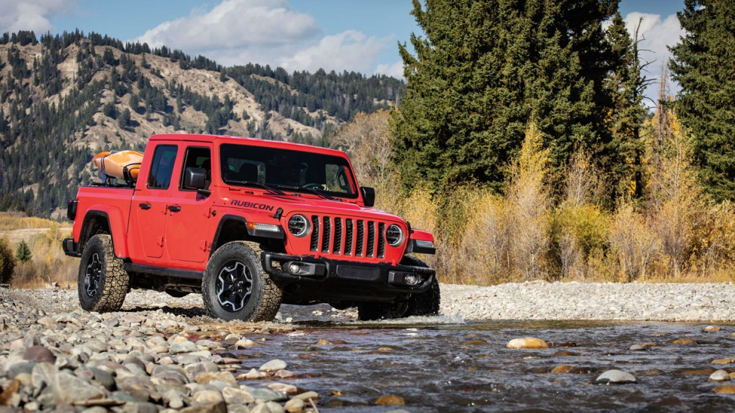 2020 Jeep Gladiator Rubicon: A Must-Have Wrangler